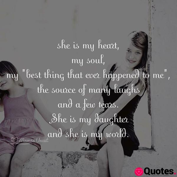 28 I Love My Daughter Quotes Best Mother And Daughter Quotes Love Quotes Daily Leading Love Relationship Quotes Sayings Collections