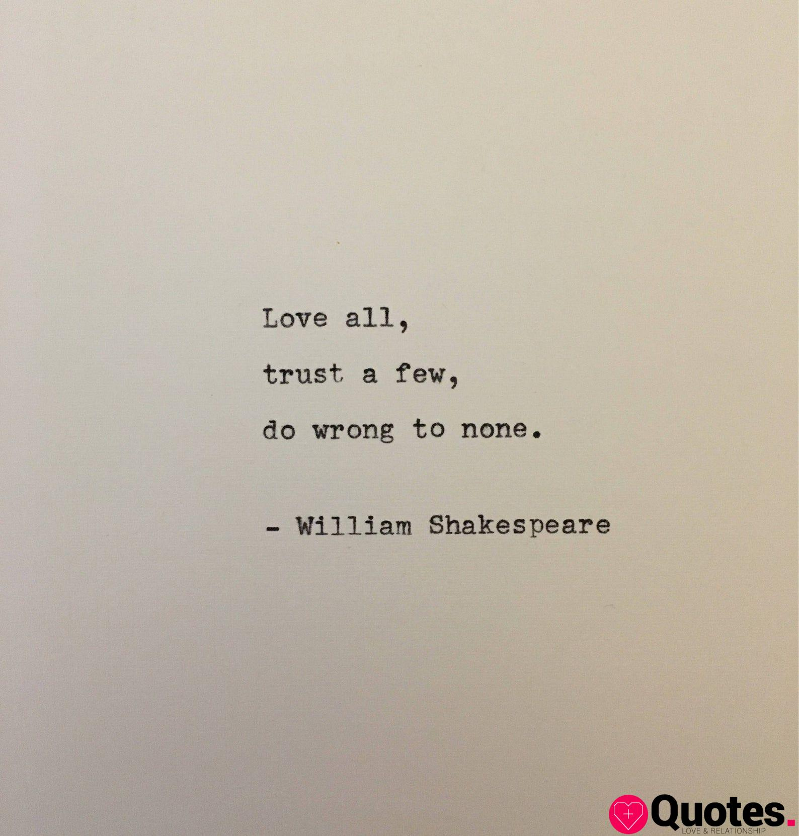 6 shakespeare love quotes goodreads : citation - Love Quotes