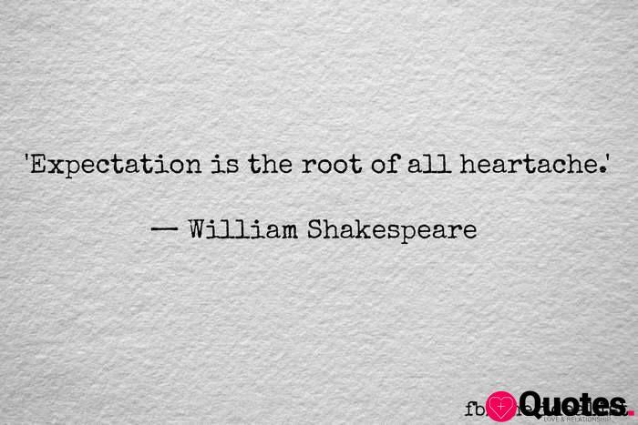 -William Shakespeare