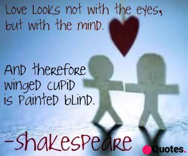 Favorite Shakespeare quote :)