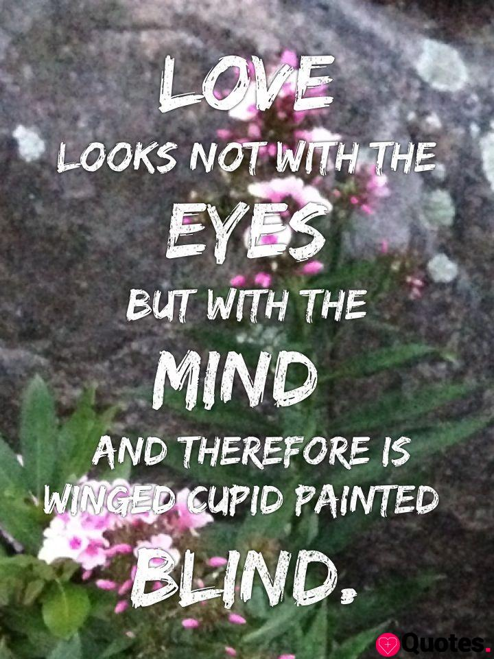 A midsummer nights dream - one of my fave quotes f...