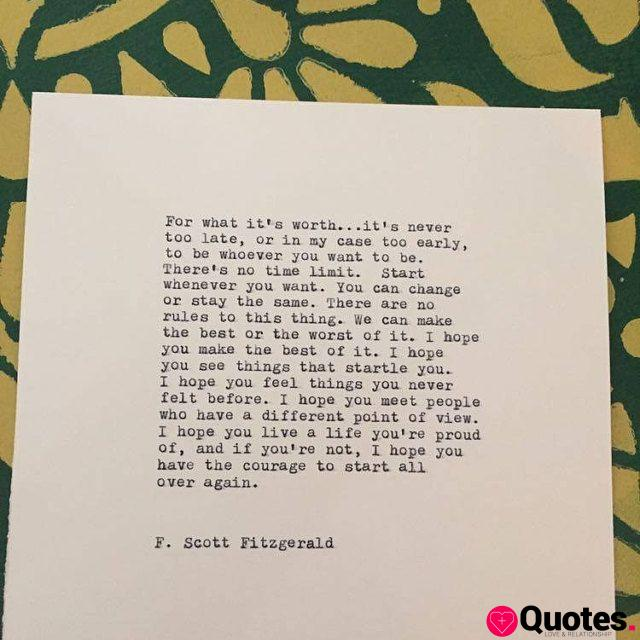 Nelson Mandela Quote Typed on Typewriter