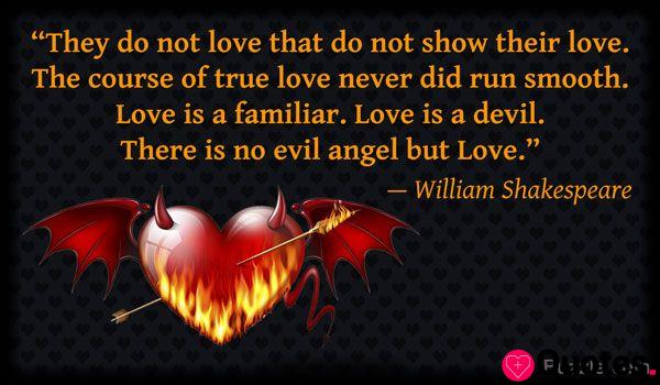 Quotes about Evil kissing (25 quotes)